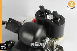 00-06 Mercedes CL500 S55 AMG ABC Rear Suspension Hydraulic Valve Block Pump OEM
