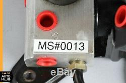 00-06 Mercedes W220 CL500 S55 ABC Hydraulic Valve Block Rear Suspension Pump