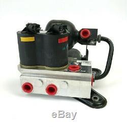 00-06 Mercedes W220 S600 S55 ABC Hydraulic Valve Block Rear Suspension Pump
