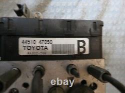 04 05 06 07 08 09 Toyota Prius Anti-Lock ABS Hydraulic Pump OEM 44510-47050
