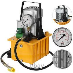 110V Electric Driven Hydraulic Pump 70MPa 10000PSI Solenoid valve Control Pedal