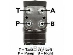 12.20CI-200ML Orbital Steering Control valve 2.5x10 ram hydraulic mud truck
