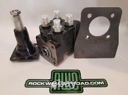 15.26CI-250ML Orbital Steering Control Valve kit hydraulic steering mud truck