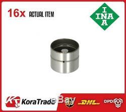 16 x INA CAMSHAFT HYDRAULIC LIFTERS KIT X16 PCS 420 0118 10