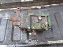 1964 John Deere 3020 gas farm Tractor hydraulic control valve FREE SHIPPING