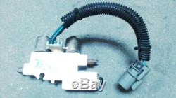 1998 to 2002 Nissan Frontier ABS Brake Valve Actuator Hydraulic Fluid Control