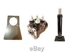 24.41CI-400ML Orbital Steering Control Valve hydraulic steering with 9 column