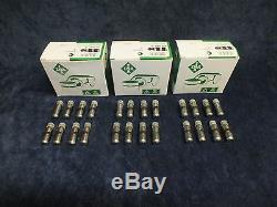 24 Original Ina Hydraulic Lifters VW Audi 2,5L 2,7L 3,0L Tdi Tappet 420022210
