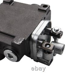2 Spool Hydraulic Directional Control Valve Tractor Loader with Joystick 11GPM New
