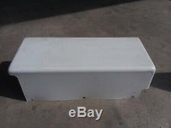 Altec 200A Bucket Truck Valve Body Solenoid Cover Shield Hydraulic Control
