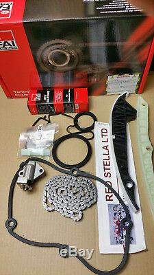 Audi Skoda Seat Volkswagen 1.8 2.0 Tfsi Tsi Timing Chain Kit Fai Tck174 Cdnc /d