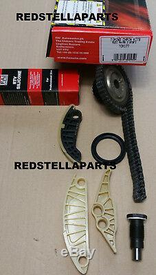 Audi Skoda Seat Volkswagen 1.8 2.0 Tfsi Tsi Timing Chain Kit Fai Tck177 Caba