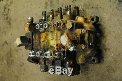 Backhoe Hydraulic Control Valve Case 580c Backhoe