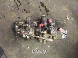 Bobcat 610 600 500 444 skidsteer hydraulic control valve