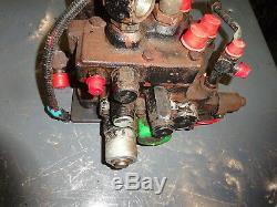 Bobcat 873G Hydraulic Control Valve Skid Steer Loader 873 863