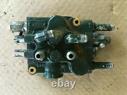 Bolens GT2000 Hydraulic Control Valve 1767394 5120H GT-2000 Troy-Bilt GTX-20