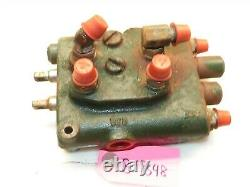 Bolens Large Frame HT-23 Tractor Hydraulic Control Valve withPBY