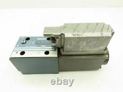 Bosch 0-811-404-803 Hydraulic Control Servo Proportional Valve