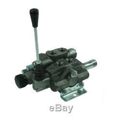 Bucher 3/8 BSP, 45 l/min Hose-Reel Monoblock Valve with Flow Control HDS11/215