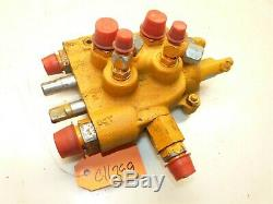 CASE 644 646 LBH Compact Loader Tractor Hydraulic Control Valve withPBY