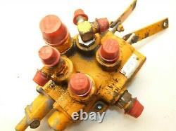 CASE 644 648 646 LBH Compact Loader Tractor Hydraulic Control Valve