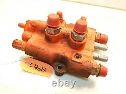 CASE/Ingersoll 220 222 224 444 448 446 Tractor Hydraulic Control Valve