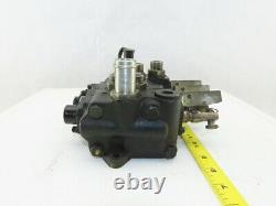 Clark 3 Spool Hydraulic Control Manual Valve From a Working TMG15 Forklift