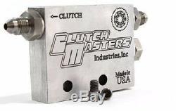 Clutchmasters Hydraulic Flow Control Valve FCV-2000