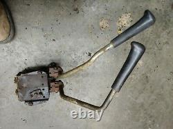 Cub Cadet 3000 Series Hydraulic Duel Lift Valve and Control Levers