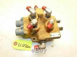 Cub Cadet 982 1450 1650 1772 1812 2072 1872 Tractor Dual Hydraulic Control Valve