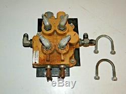 Cub Cadet 982 1772 2072 1872 Tractor Dual Hydraulic Control Valve IH