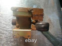 Cushman Turf Truckster 898658 Hydraulic Dump Control Valve 886269 / 695593