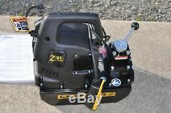 Enerpac ZU4408PB Electric Hydraulic Pump 1.7 HP 4 WAY VALVE pendant control NEW