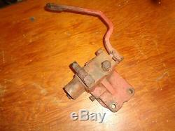 Ford Tractor 600-800 Hydraulic Cylinder Control Valve WithHandle FORD Unit