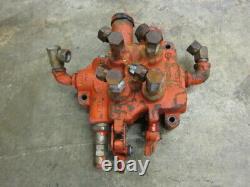 Gehl 2500 Skid Steer Loader Hydraulic Control Valve 600584