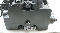 Gresen V20 9967 Hydraulic Directional Control Valve Unit Possibly Altec BackHoe