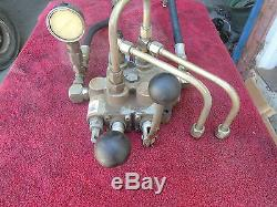HCI Prince 2-Spool Hydraulic Directional Control Valve Assembly