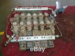 Hiab Crane 5-spool Olsberg Hydraulic Control Valve Ex-Government