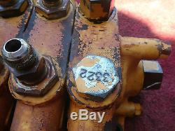 Husco 3-Spool Main Hydraulic Control Valve for Forklift #3322
