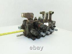 Husco 8500376 4 Spool Hydraulic Valve Forklift Control