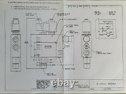 Hydraulic Control Valves, Electronic Sterling Solenoid