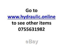 Hydraulic Flow Control Valve REMOTE CONTROL READY 1 5 Spool 80 LPM TILT TRAYS
