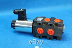Hydraulic Kit Valve + Solenoid + Control 3 Function For John Deere 7810