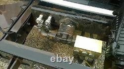 Industrial GMC hydraulic pump with remote control valve