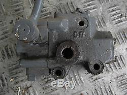 Iseki hydraulic valve/ linkage control valve/ spool valve for compact tractor