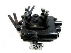 JOHN DEERE 317 332 Selective Control Valve Hydraulic Block