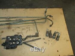 JOHN DEERE 318 GARDEN TRACTOR H2 HYDRAULIC SYSTEM (Convert 316 or 330 to H2 Hyd)