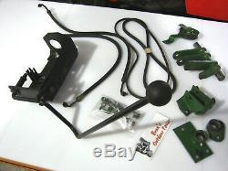 John Deere 112 Garden tractor Hydraulic lift pump control valve cylinder kit