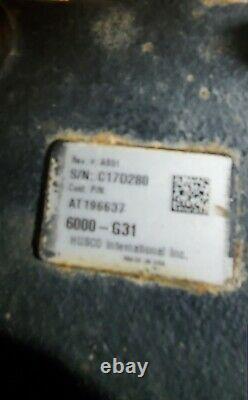 John Deere 310, 315 loader backhoe hydraulic control valve part# AT196637