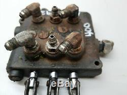 John Deere 400 Hydraulic Control Valve Am100920